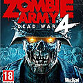 Test de Zombie Army <b>4</b> : Dead War - Jeu Video Giga France