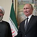 L'Iran renforce son partenariat avec l'union économique eurasiatique, en particulier avec la Russie et l'<b>Arménie</b>