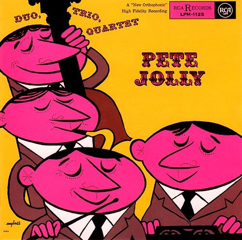 Pete Jolly - 1955 - Duo, Trio, Quartet (RCA Victor)