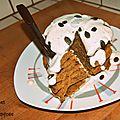 Pancakes à la courge musquée