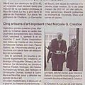 article ouest france 4 avril 2013