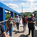 Promenade au Fil <b>Bleu</b> pour les usagers des FESAT