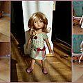 Caitlin, sa nouvelle tenue et sa nouvelle amie