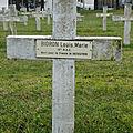 BIDRON Louis Marie (Migné) + 06/03/1919 Côte-Saint-André (<b>38</b>)