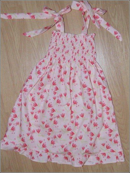 Petite robe d'été (2)