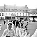 FOURMIES-Communions 1954
