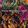 Le travail du Wax de <b>Yinka</b> <b>Shonibare</b>