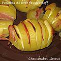 Pommes de terre façon orloff