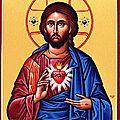 FETE DU SACRE COEUR DE JESUS (fête 19 juin 2020)