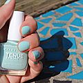 Mint for life, du pep's sur mes ongles !