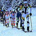 Résultats championnats de france vertical race ski alpinisme (les 7 laux) 21/12/2013