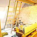 Un salon tv avant/après