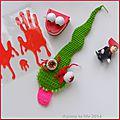 The serial crocheteuses n°244 : un étui a ciseaux