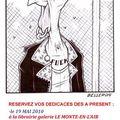 Grande tournée internationale de dédicaces pour besseron et felder (mélo biélo)