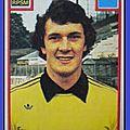 Dominique DROPSY RC Strasbourg 1976