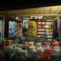 un vendeur de bonbons, quelque part en Inde