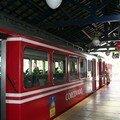 Le train à crémaillère qui mène au Cocovado