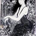 Lady, 40x60, 2011