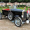 Nsu type 5-25 sport de 1925 (9ème Classic Gala de Schwetzingen 2011) 01
