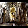 Cathédrale intérieure