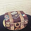 Joyeux anniversaire ! by cake concept