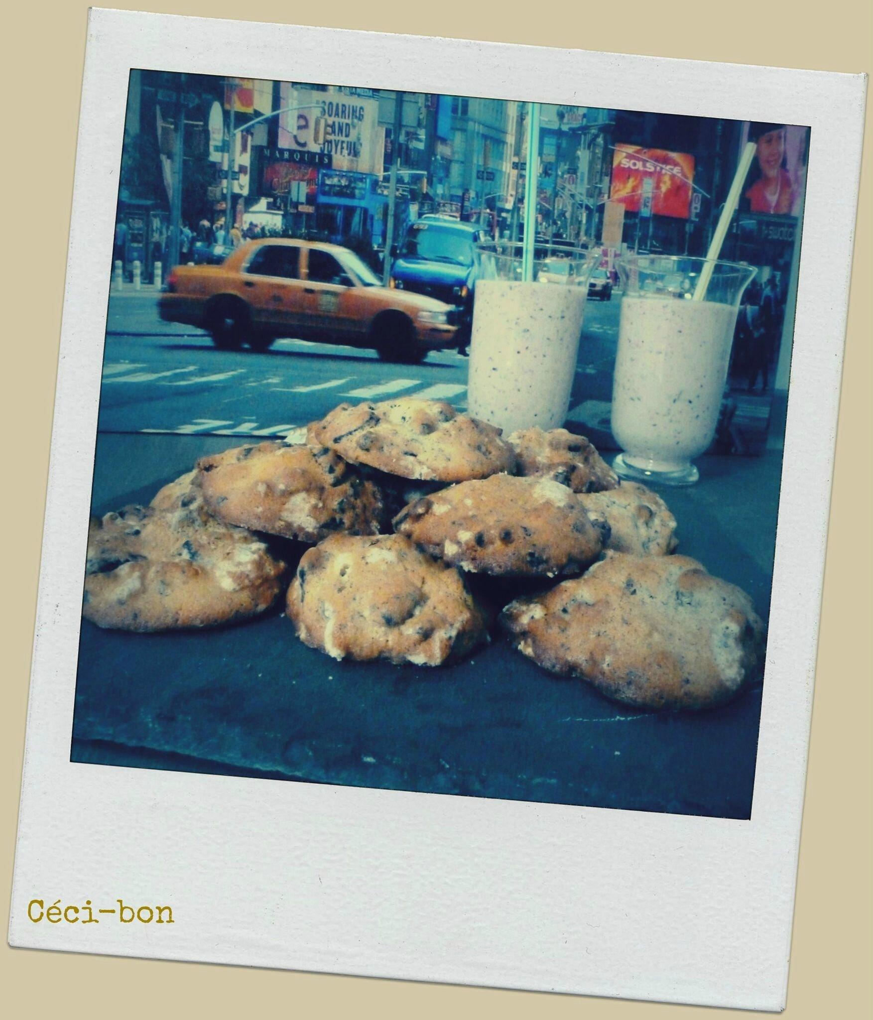 Cookies aux Oreo® de Cécile