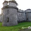 Le chateau de kergournadeac'h...