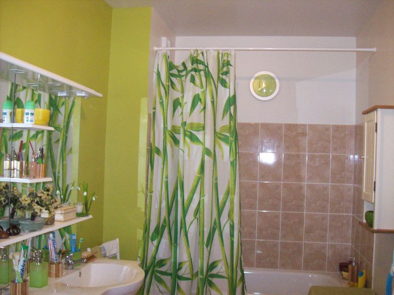 Awesome Decoration Salle De Bain Bambou Pictures  Design Trends