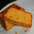 Cake carottes/polenta