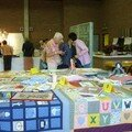 Table Tombola au profit de l'Unicef