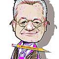 Jean-Luc Petitrenaud caricature