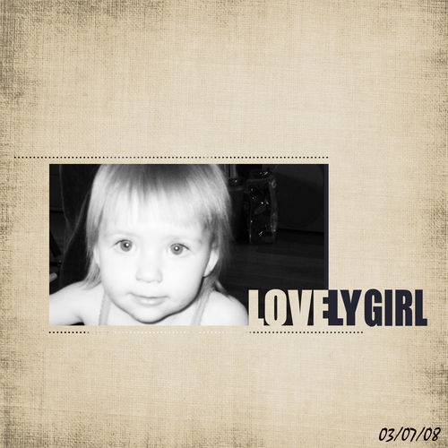 template 06 lovely girl clickphoto-lien