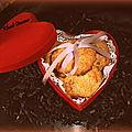 Cookies banane - caramel