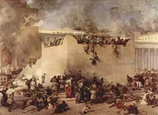 Destruction de Samarie Capilale des 10 tribus