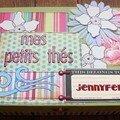 boîte à thé pour Jennyfer