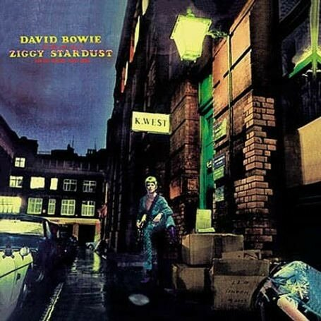 David Bowie - Ziggy Stardust - 1972 - GB