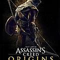 Tout l'art de Assassin's Creed Origins de Paul Davies