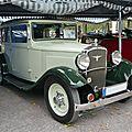 ADLER Primus 1.5 Liter berline 2 portes 1932 Schwetzingen (1)
