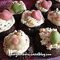 Cupcakes chocolat & mascarpone