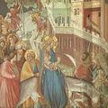 A. LORENZETTI - Entrée à Jeusalem - ASSISE