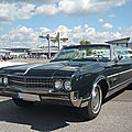 OLDSMOBILE Ninety <b>Eight</b> 2door convertible 1966