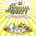 Le journal de gurty, vacances en provence, bertrand santini
