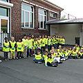 Nettoyons la nature à l'école d'A cheville septembre 2013
