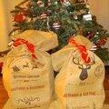 Ho,ho,ho, ça y est les cadeaux sont emballés et ça claque !!