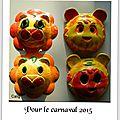 Préparatifs du carnaval 2015