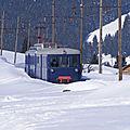 Tramway du <b>Mont</b>-<b>Blanc</b> : un projet haute qualité