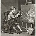 Exhibition of prints by english artist william hogarth opens at the städel museum