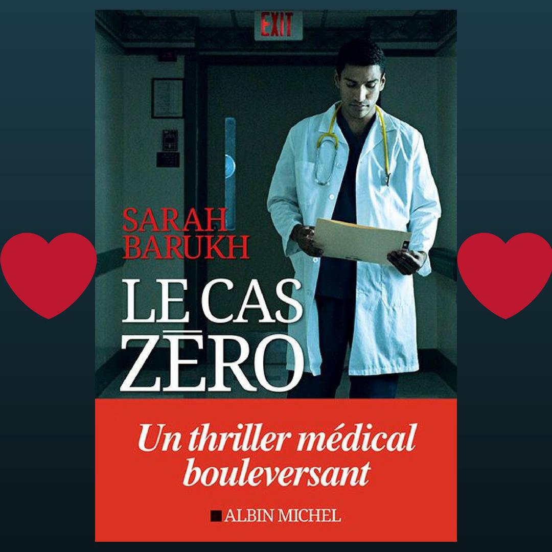 Le cas zéro, Sarah Barukh