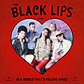 This Week's Music Video - The Black <b>Lips</b>, Rumbler + New Direction