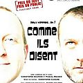 Comme ils disent - pascal rocher - christophe dauphin